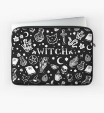 WITCH PATTERN 2 Laptop Sleeve