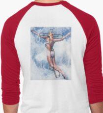 Leap of Faith 2.0 Men's Baseball ¾ T-Shirt