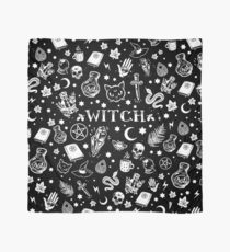 WITCH PATTERN 2 Scarf