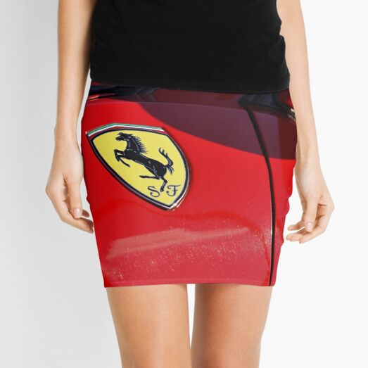 EGM Sports car Mini Skirt