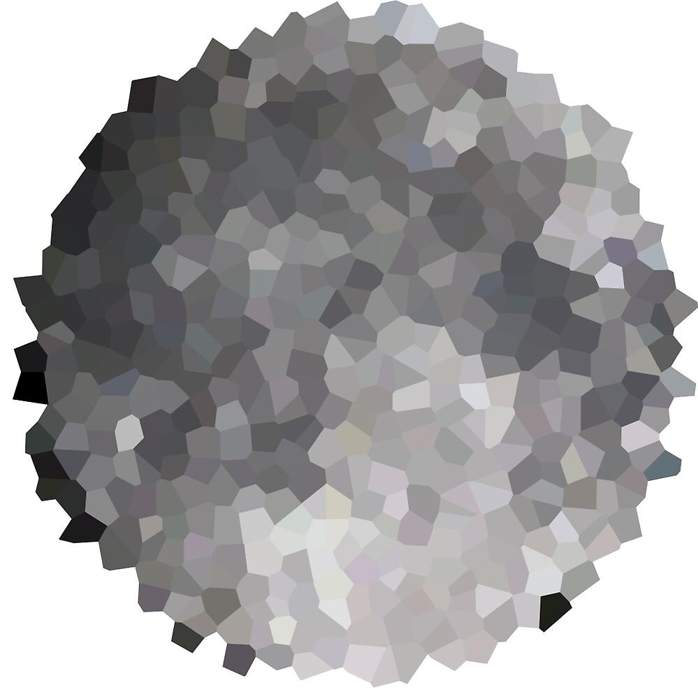 Crystallized Moon by coczero