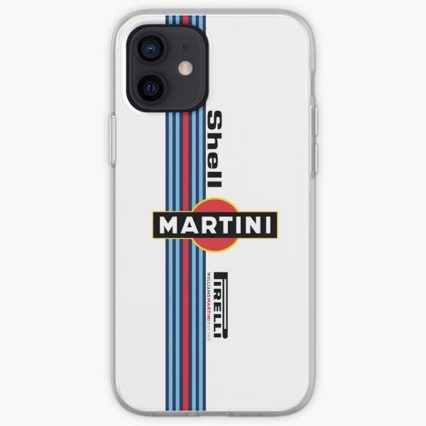Martini Racing Funda blanda para iPhone