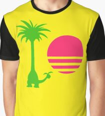 Alolan Exeggutor  Graphic T-Shirt