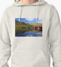 Loch Awe Railway Bridge Pullover Hoodie