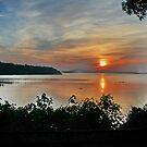 Sunrise on Vancouver Island,  by AnnDixon