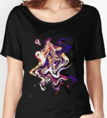 EjProject - Psychedelic 003 Women's Relaxed Fit T-Shirt