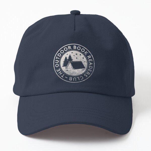 Outdoor Book Readers Club logo Dad Hat