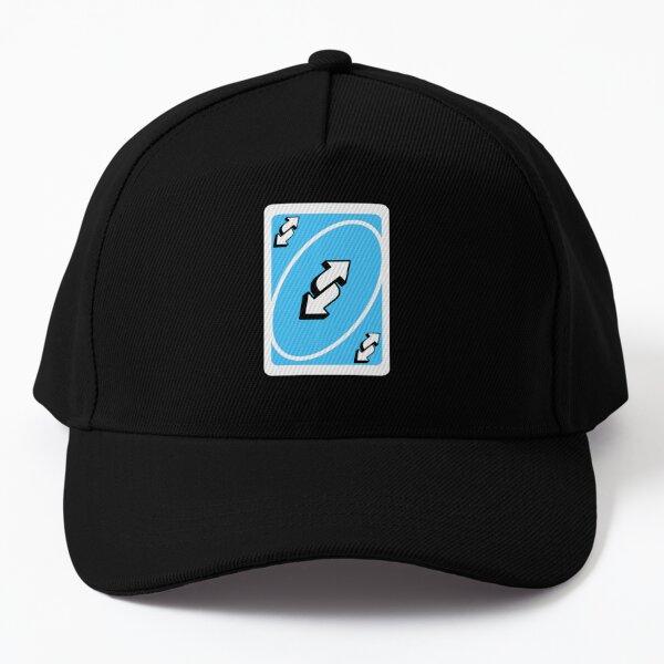 Blue Reverse UNO Baseball Cap
