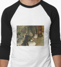 Edgar Degas - The Rehearsal Of The Ballet Onstage 1874 T-Shirt