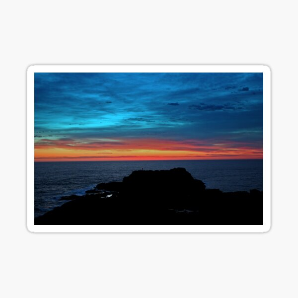 Kiama Sunrise Sticker