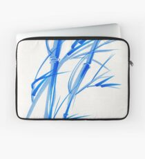 SOFT BREEZE - Original watercolor ink wash painting Laptop Sleeve