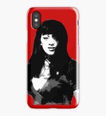 Shady Lady iPhone Case