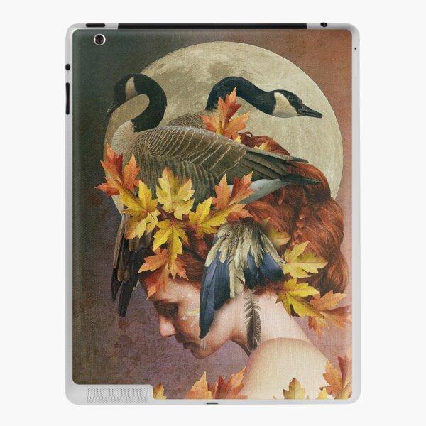 Wild Woman Goose iPad Skin