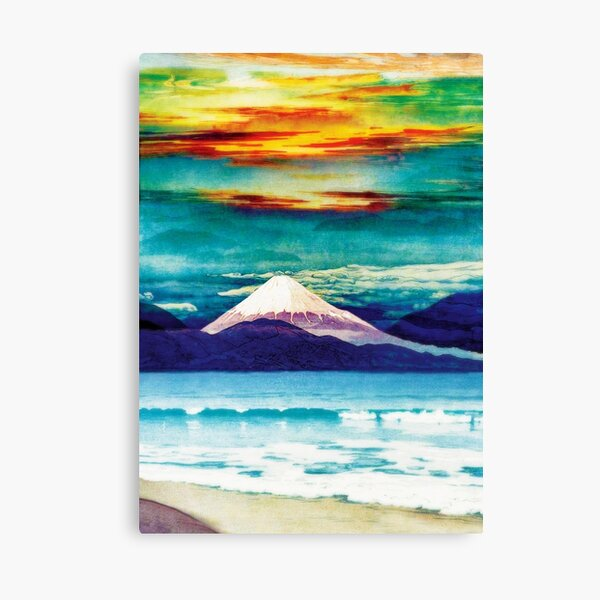 Living Rapture at Yeno Canvas Print