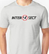 INTERSECT (NERD HERD) - Light Unisex T-Shirt