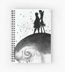 Simply Meant to Be Spiral Notebook