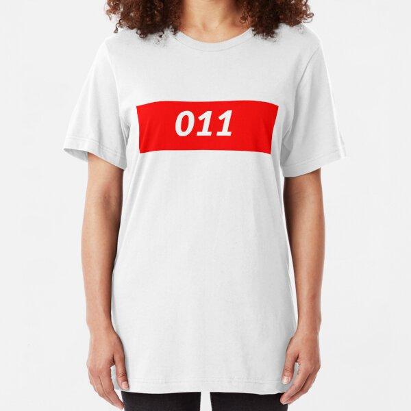 Stranger Things Slim Fit T-Shirt