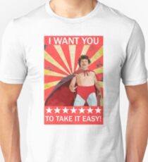 Nacho Libre Unisex T-Shirt