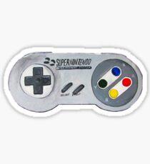SNES  Sticker