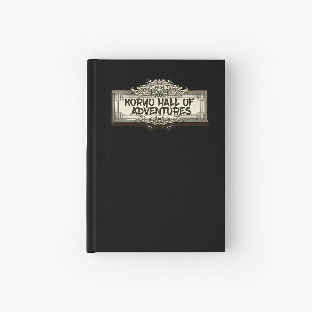 The Koryo Hall of Adventures Hardcover Journal