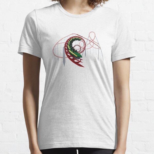 Viper at Magic Mountain Coaster Design Essential T-Shirt