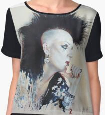 The Count Chiffon Top