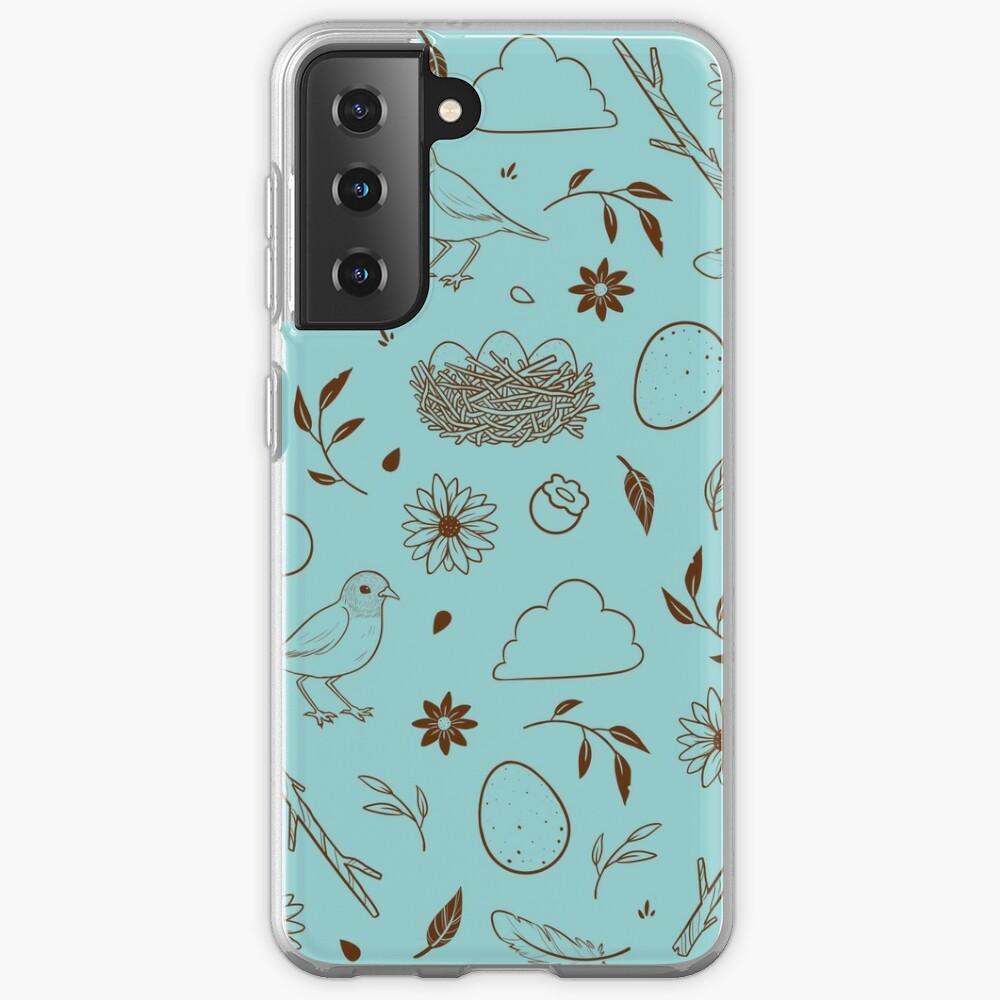 Robin Egg Blue Case & Skin for Samsung Galaxy