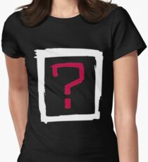Where Is the Love Women's Fitted T-Shirt