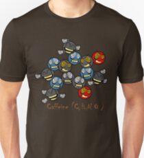 Caffeine (C8 H10 N4 O2) Unisex T-Shirt