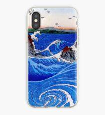 Japanese art iPhone Case
