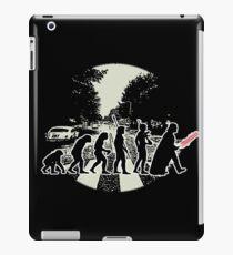 BEATLES-STAR WARS iPad Case/Skin