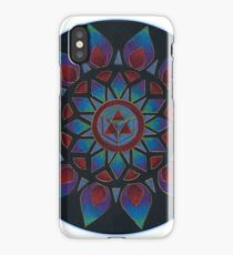 Energy of  Transformation Mandala iPhone Case
