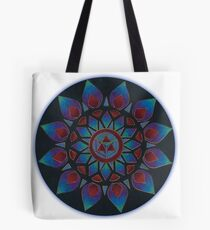 Energy of  Transformation Mandala Tote Bag