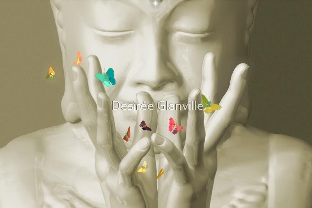 The Lotus Mudra by Desirée Glanville