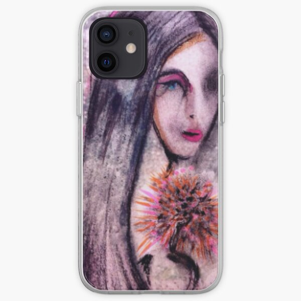 Asian Girl iPhone Soft Case