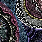 Doodle cross the night by Wealie