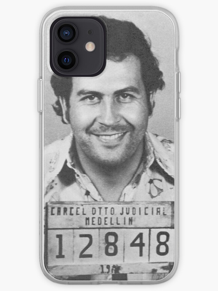 Pablo Escobar | Coque iPhone
