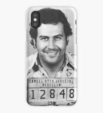 Pablo Escobar iPhone Case/Skin