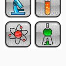 SCIENCE  lab stuff by thatstickerguy