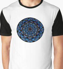 Breathing Mandala Graphic T-Shirt
