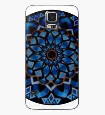 Breathing Mandala Case/Skin for Samsung Galaxy