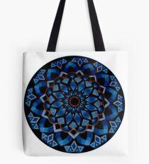 Breathing Mandala Tote Bag