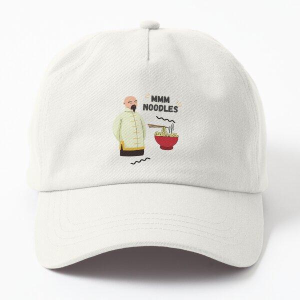 Mmm Noodles Dad Hat