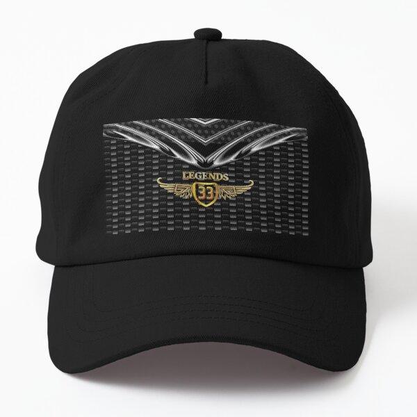 Legendary Number 33 Dad Hat
