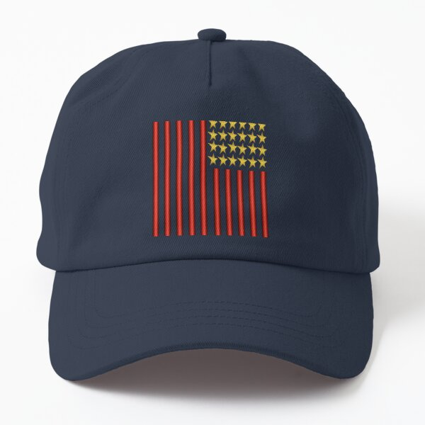 Stars And Stripes (USA 3) Dad Hat