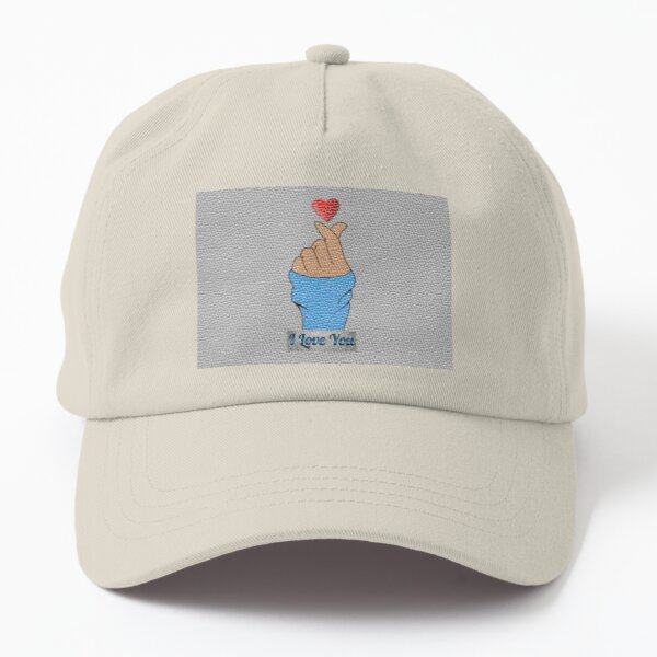 I Love You Full Dad Hat