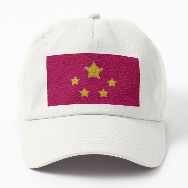 Red Stars (Chinese Flag) Dad Hat