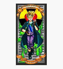 Patron Saint of Weirdos: Holtzmann Photographic Print