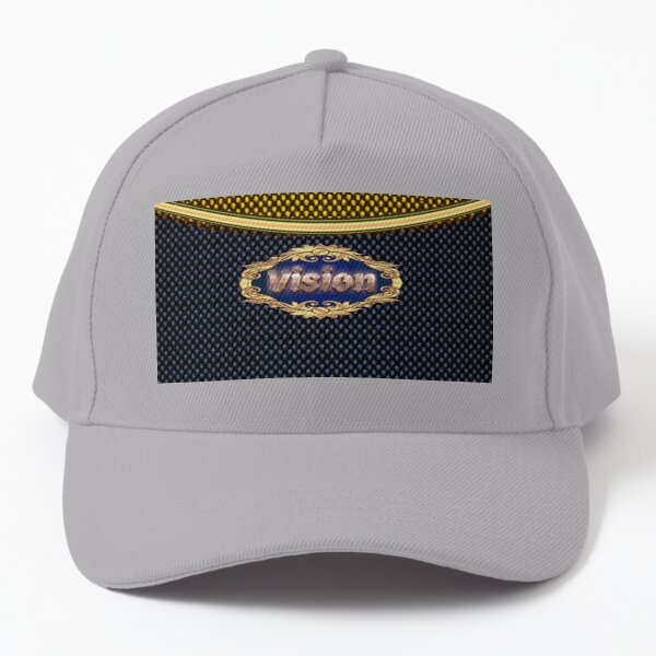 Vision with Decorations Baseball Cap