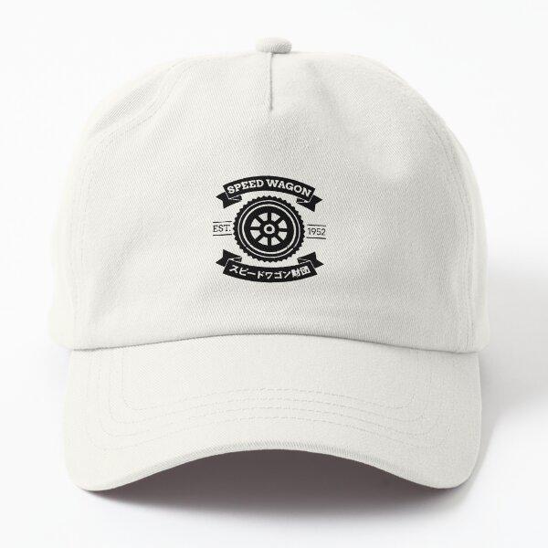 Best Selling - Speedwagon Foundation Merchandise Dad Hat